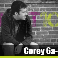 Corey on the Radio